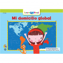 CTP8282 - Mi Domicilio Global - My Global Address in Books