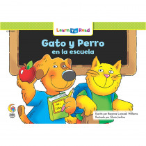 CTP8285 - Gato Y Perro En La Escuela - Cat And Dog At School in Books