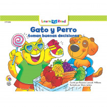 CTP8286 - Buenas Opciones Para Gato Y Perro - Good Choices For Cat And Dog in Books