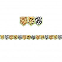 CTP8339 - Safari Prints Border in General