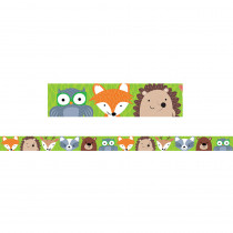 CTP8397 - Woodland Friends Magnetic Strips in Border/trimmer