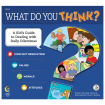 CTP8472 - What Do You Think Book in Books