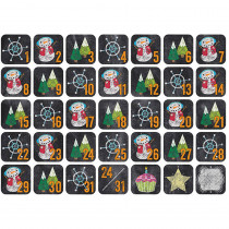 CTP8500 - Chalk It Up January Calendar Days Seasonal in General