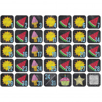 CTP8506 - Chalk It Up July Calendar Days in General