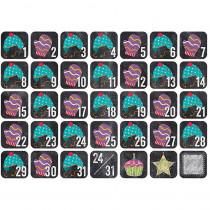 CTP8511 - Chalk It Up December Calendar Days in General