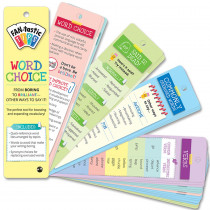 CTP8556 - Word Choice Fantastic Tips in Word Skills