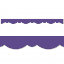 CTP8571 - Ultra Violet Stylish Scallop Border in Border/trimmer