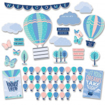 CTP8596 - Calm & Cool Soaring High Bb St in Classroom Theme
