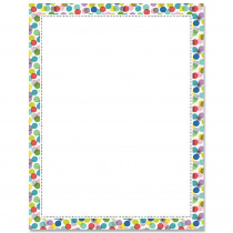 CTP8621 - Color Pop Blank Chart in Classroom Theme