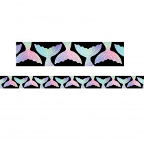 CTP8673 - Mystical Mermaid Tails Border in Border/trimmer