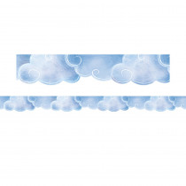 CTP8675 - Mystical Magical Clouds Border in Border/trimmer