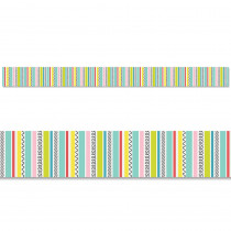 CTP8688 - Poppin' Stripes Border in Border/trimmer