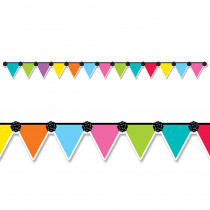 CTP8704 - Pennant Party Border in Border/trimmer