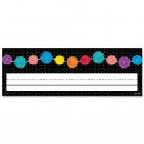 CTP8718 - Pom-Poms Name Plates in Name Plates