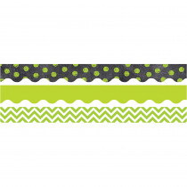 CTP8926 - Lots-O-Lime Matching Border Pack in Border/trimmer