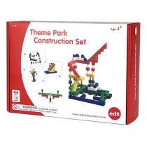 CTU12126 - Theme Park Construction Set in Blocks & Construction Play