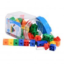 CTU12137 - Linking Construction Set Mini Jar in Blocks & Construction Play