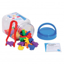 CTU13204 - Farm Animal Counters Mini Jar in Counting