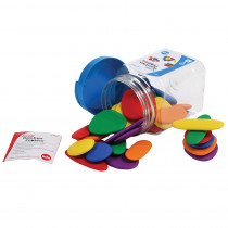 CTU13227 - Junior Rainbow Pebbles Mini Jar in Hands-on Activities