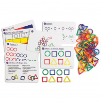 CTU14124 - Shape Link Activity Set in Manipulative Kits
