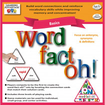 CTU2190 - Word Fact Oh Basic Game in General