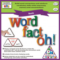 CTU2192 - Word Fact Oh Roots Game in General