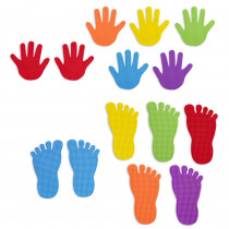 CTU63525 - Hand And Foot Mark Set in Hands-on Activities