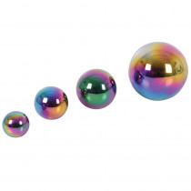 Sensory Color Burst Balls, Set of 4 - CTU72221 | Learning Advantage | Sensory Development
