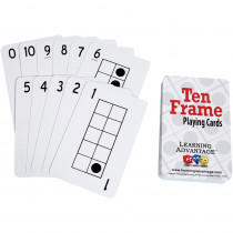 CTU7293 - Ten Frames Playing Cards in General