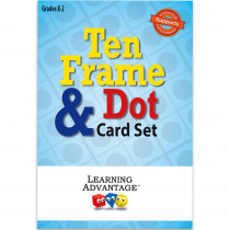CTU7295 - Ten Frames Dot Card Set in General