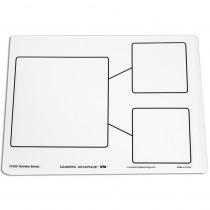 CTU7300 - Number Bond Dry Erase Boards St 10 in General