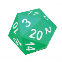 CTU7346 - Jumbo 20 Sided Foam Die in Dice