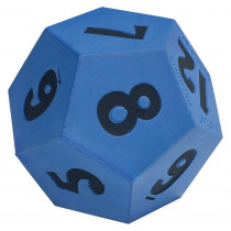 CTU7398 - Jumbo 12-Sided Foam Die in Dice