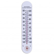 CTU7635 - Indoor/Outdoor Classroom Thermometer in Weather