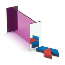 CTU7706 - Reflective Geo-Mirror in Geometry