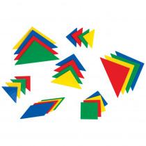 CTU7712 - Tangrams Set Of 4 in Geometry