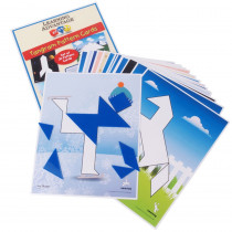 CTU8844 - Tangrams And Pattern Cards in Patterning