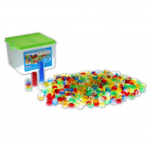 CTU9246 - Translucent Stackable Counters in Sorting