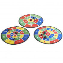 CTU9426 - Target Math Boards Assorted 3 St in Math