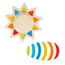 Rainbow in the Sun Puzzle - CTUFF569 | Learning Advantage | Puzzles