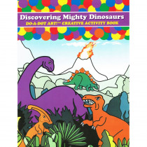 DADB373 - Dinosaurs Activity Book in Art Activity Books