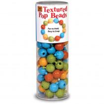 DBD965 - Textured Pop Beads 100 Ct Tube in Sensory Development