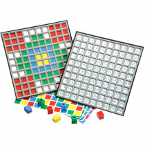 DD-210009 - Unifix Hundred Number Grid Tray in Unifix