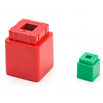 DD-211255 - Jumbo Unifix Cubes in Counting