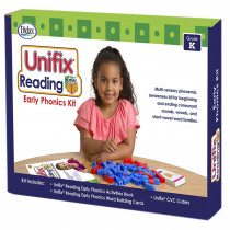 DD-211277 - Unifix Reading Early Phonics Kit in Phonics