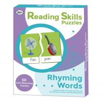 DD-211295 - Reading Skills Puzzle Rhyming Words in Word Skills