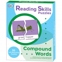 DD-211296 - Reading Skills Puzzle Compound Word in Word Skills
