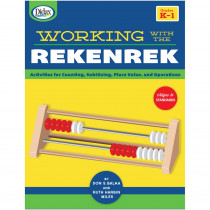 DD-211752 - Working With The Rekenrek in Activity Books