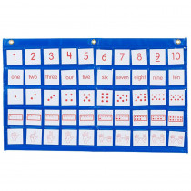 DD-211773 - Number Path Pocket Chart in Numeration