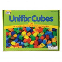 DD-221 - Unifix Cubes 500 Asstd Colors in Unifix